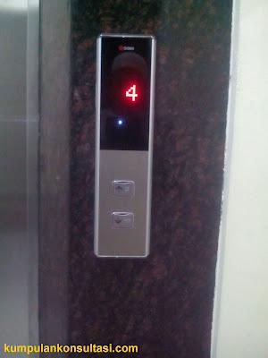 Tutorial penggunaan lift untuk pemula