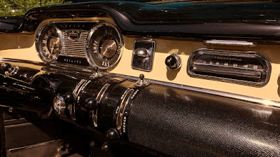 1954 Buick Skylark Convertible Interior Panel