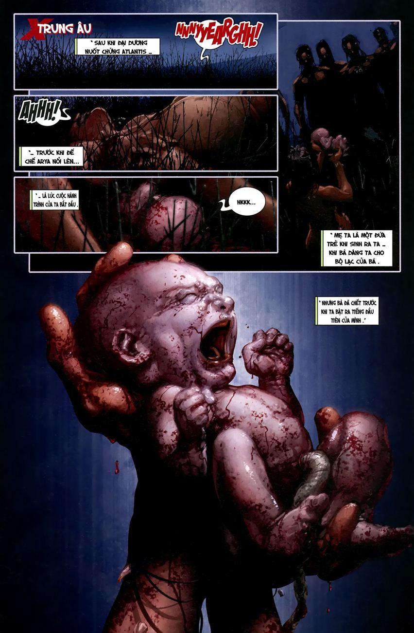 X-Men Necrosha chap 1 trang 4
