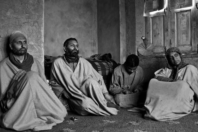Kashmir's Curfew Village