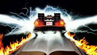 Viagens no tempo registradas na Bíblia?