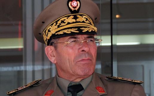 l'ancien Chef d'Etat-major des Armées, Rachid Ammar