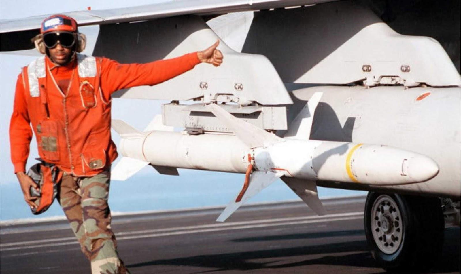 Amerika mengembangkan rudal pemburu di S-400