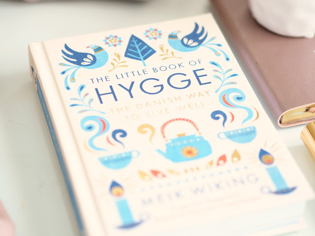 The Little book of Hygge spring lilies