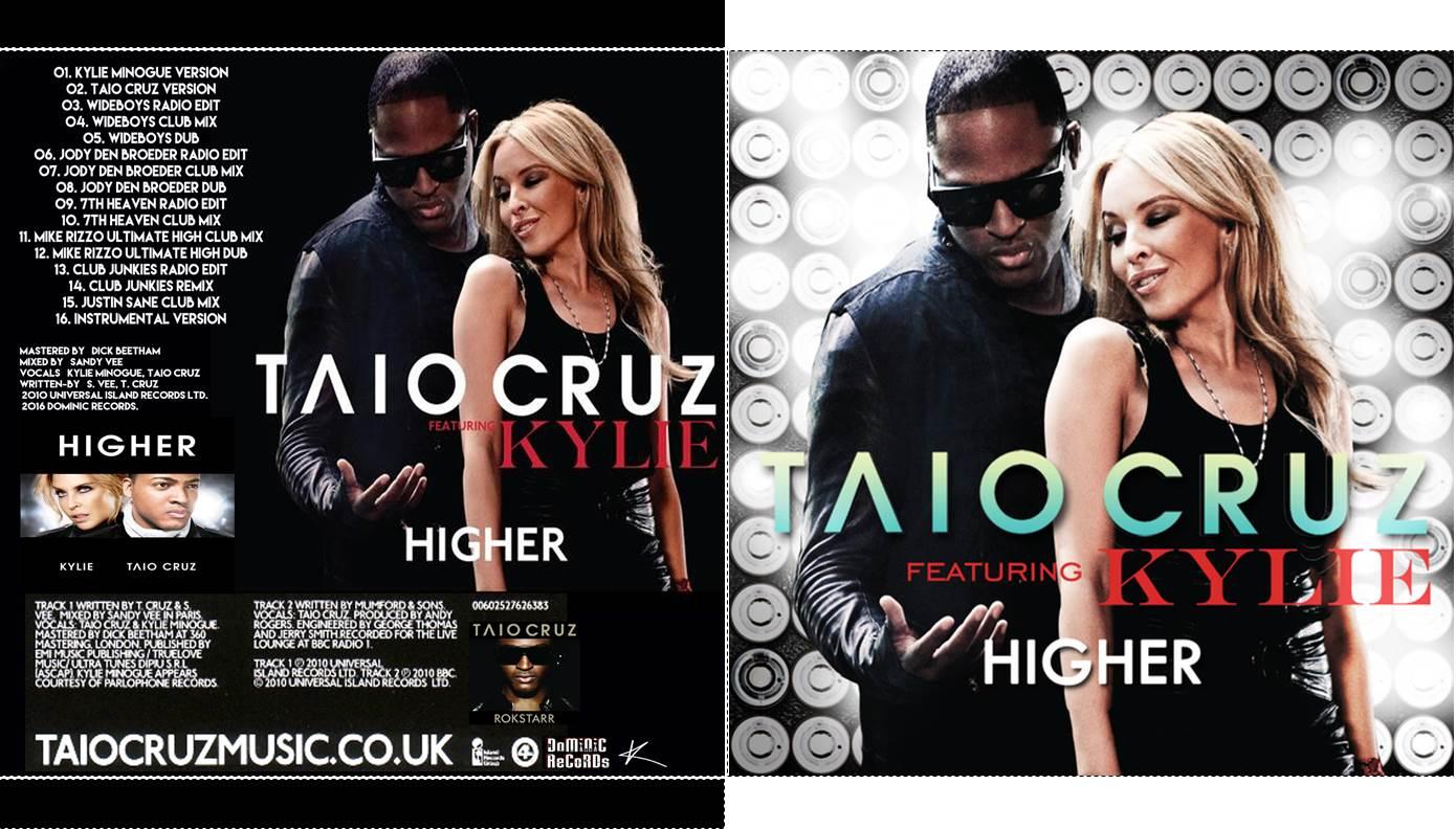 Kylie Minogue Higher