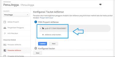 2 Cara Menautkan Adsense Dengan Analytics