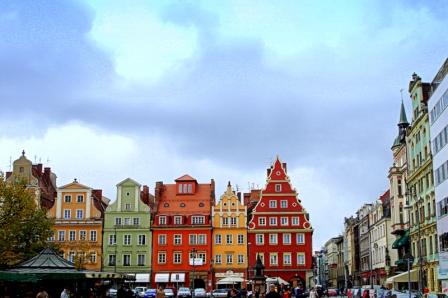 Wrocław, Polandia