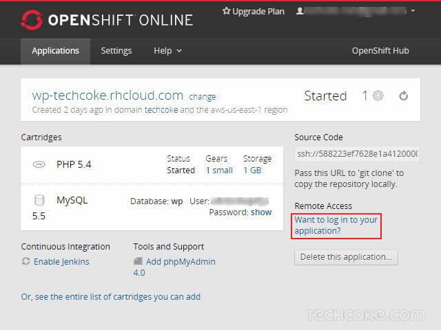 OpenShift 使用 FTP 連線,透過 FileZilla SFTP 管理檔案_207