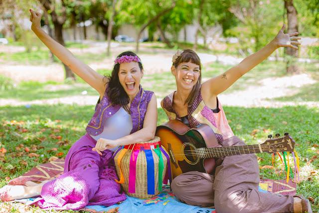 O Tapete Voador - Música e Teatro ensinando as crianças através da contação de histórias