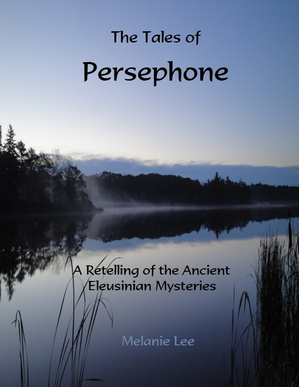 Click photo to buy The Tales of Persephone!