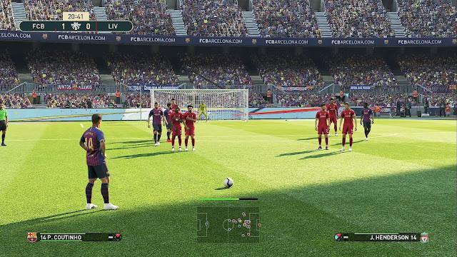 تحميل لعبة pes2019 للكمبيوتر برابط مباشر من ميديا فاير