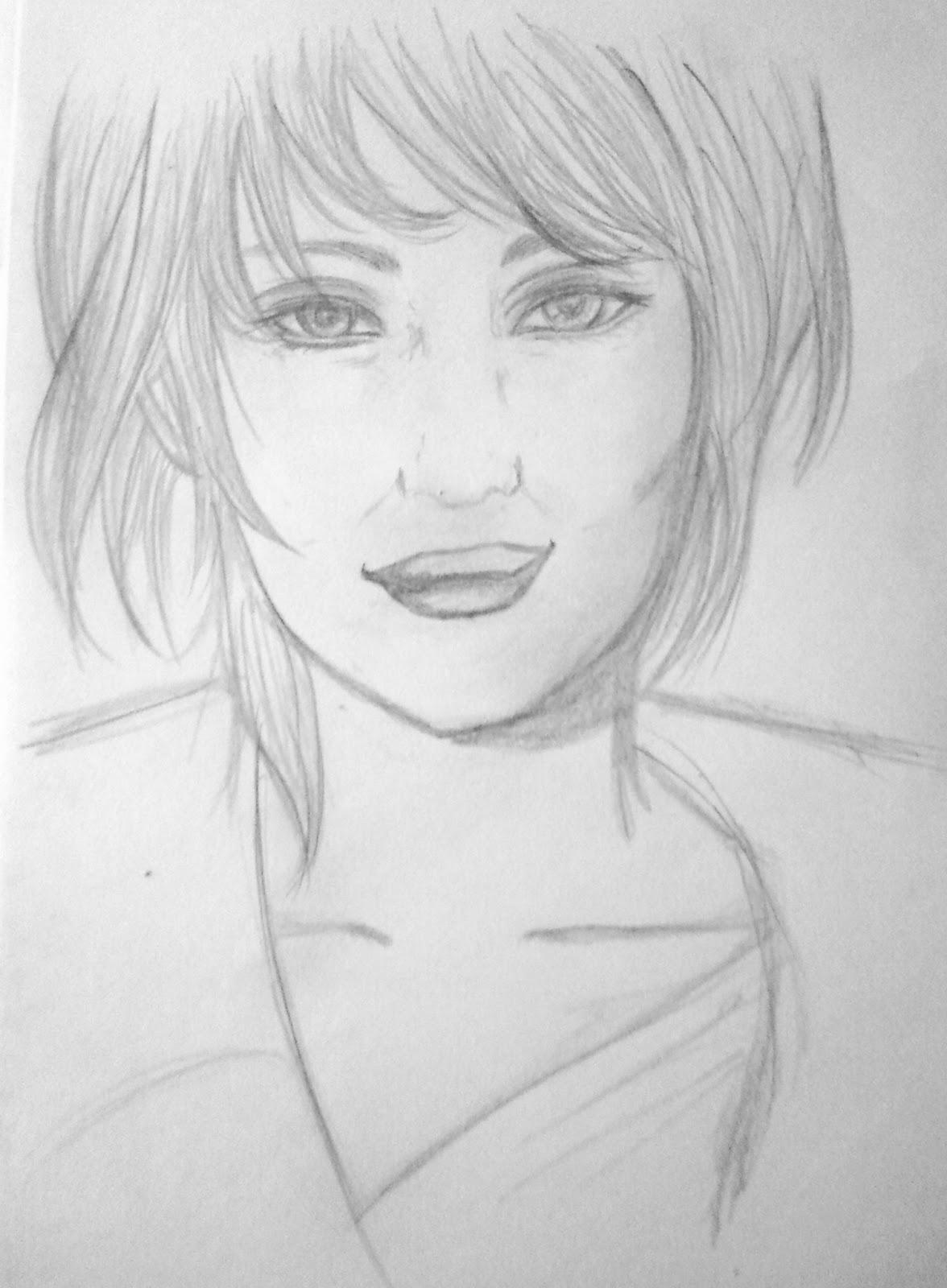 Imagenes De Emos Tristes Para Dibujar A Lapiz Faciles