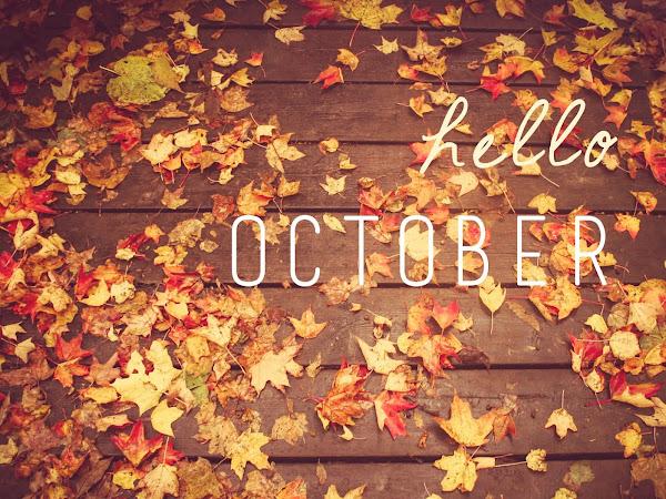 Hello October ♡
