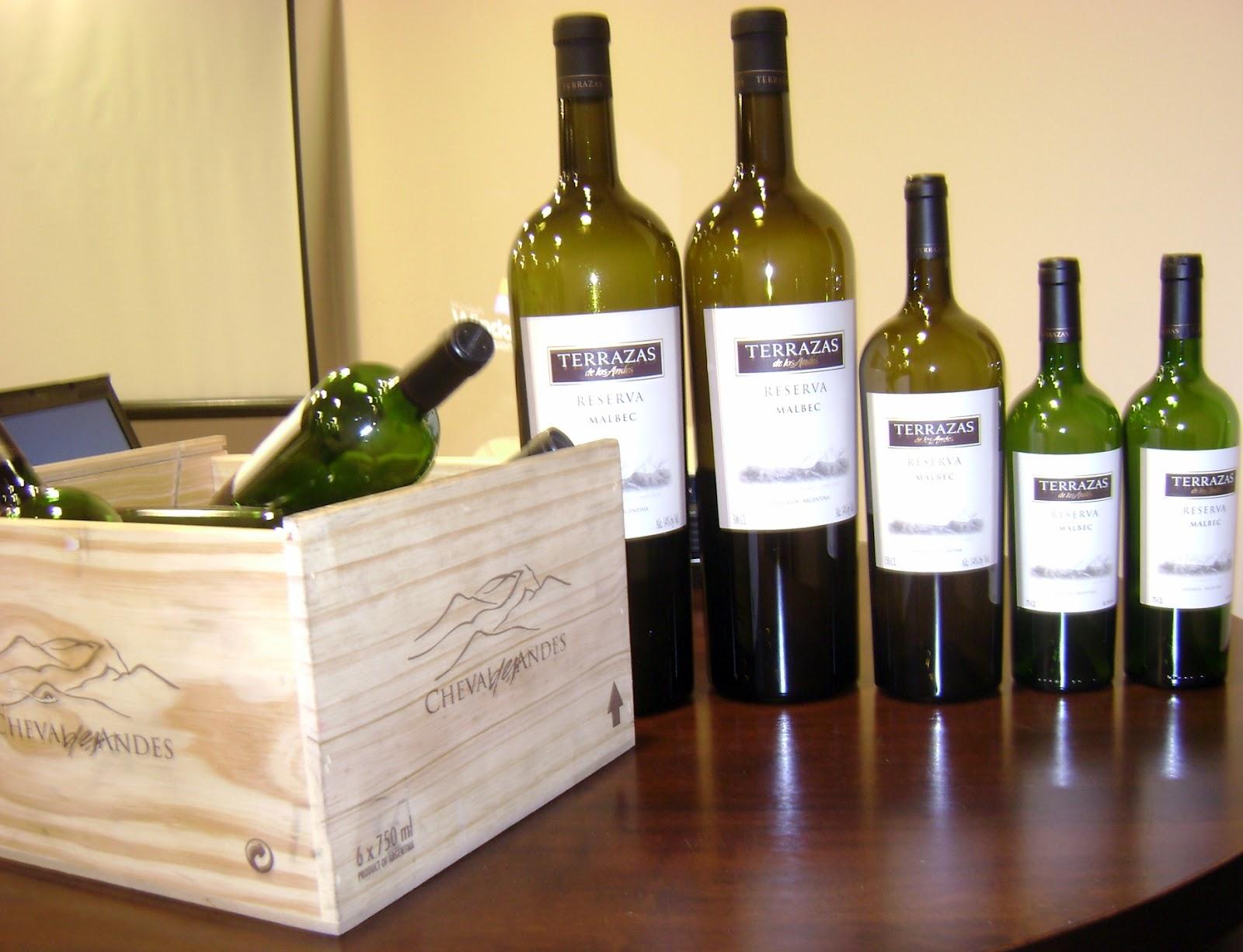 Marian Guimaraes Emblog Wine Dinner Com Terrazas De Los Andes