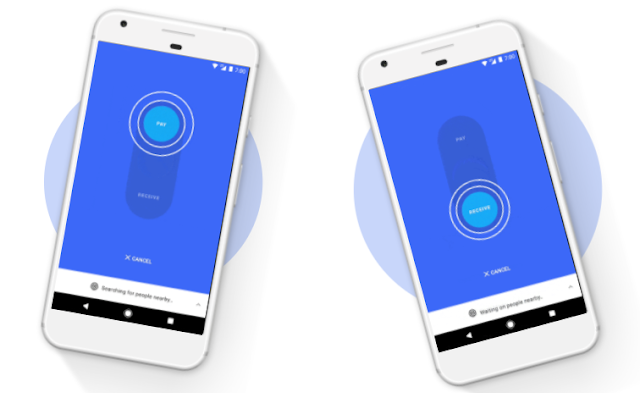 google tez cash mode