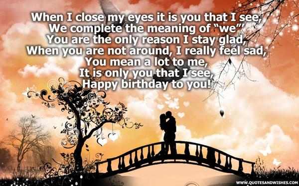 Husband Birthday Sayings Quotes: ENTERTAINMENT: BIRTHDAY QUOTES FOR HUSBAND