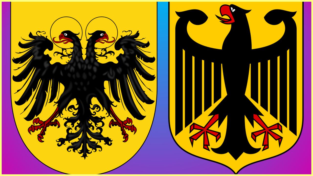 Escudos Alemania