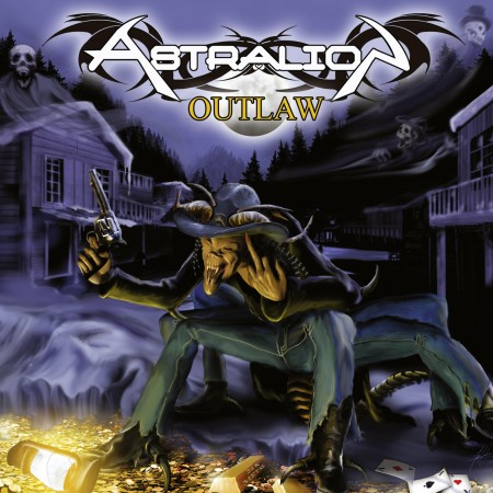 Deatil from Astralion New Album, Outlaw, Deatil from Astralion New Album Outlaw