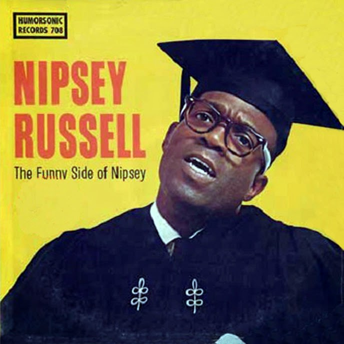 Vintage Stand-up Comedy: Nipsey Russell