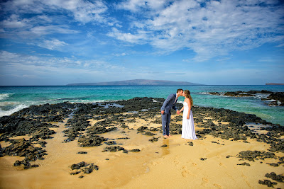 maui beach weddings, maui wedding packages, makena cove wedding, maui wedding at makena cove, maui wedding planners, maui wedding coordinators, maui weddings