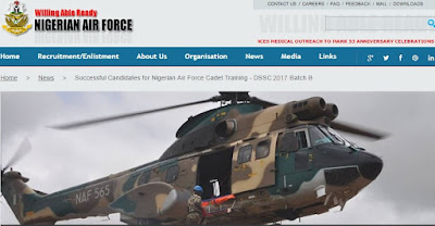 List of NAF Names is here for Download