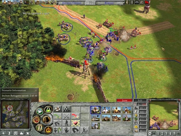 empire earth 2 gold edition pc screenshot www.ovagames.com 2 - Empire Earth 2 Gold Edition PC