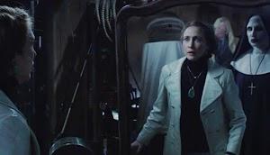 Fui assistir 'Invocação do Mal 2' no cinema e olha o que aconteceu