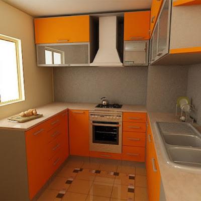 Pilihlah Model Lemari Dapur Terbaru