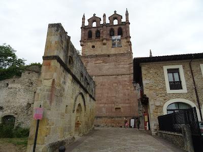 Iglesia de Santa María de los Ángeles, San Vicente de la Barquera, Cantabria
