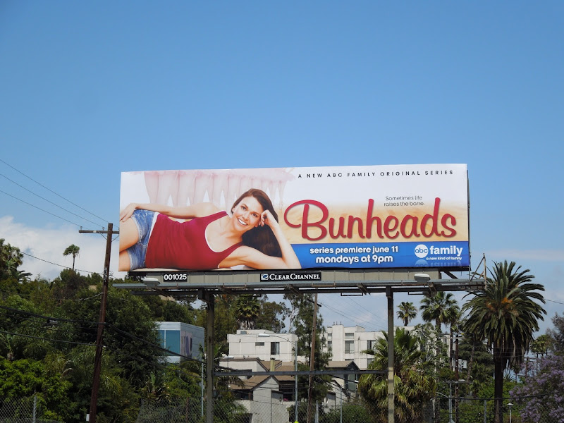 Bunheads season 1 billboard
