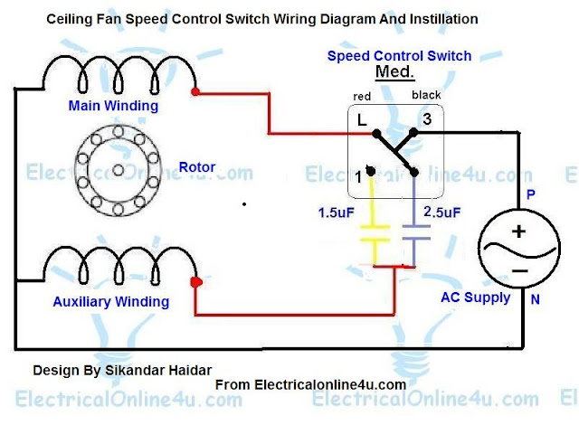 5 wire ceiling fan capacitor wiring diagram images need a color also ceiling fan capacitor connection diagram 3