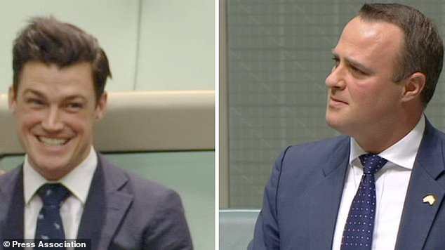 Will you marry me? Australian politician proposes to his gay partner in parliament. WATCH
