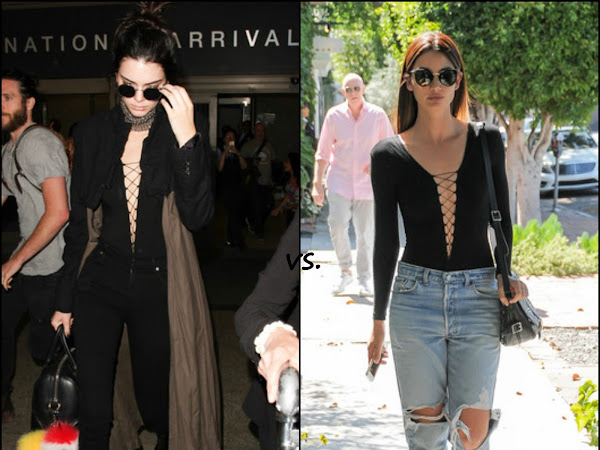 Kendall Jenner vs Lily Aldridge