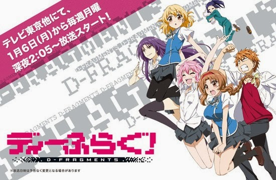 D-Frag! Episode 1 Subtitle Indonesia