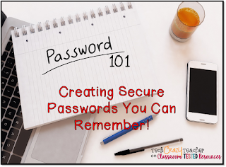 Passwords 101: Creating Secure Passwords You Can Remember!