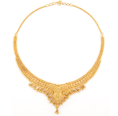 Gold necklace jewellery | Jewelry Accessories World