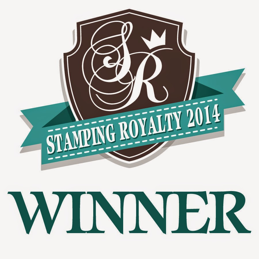2014 Stamping Royalty Winner