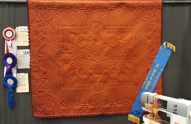 Punch With Judy S Blog Craft Amp Quilt Fair Melbourne Winners