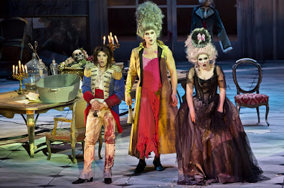 Aik Karapetian's production of Rossini: Il barbiere di Sivigla at Latvian National Opera