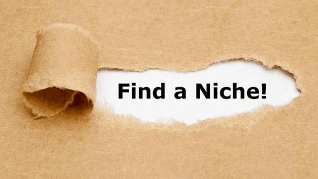 pilih niche yang sesuai passion agar enak saat melakoninya