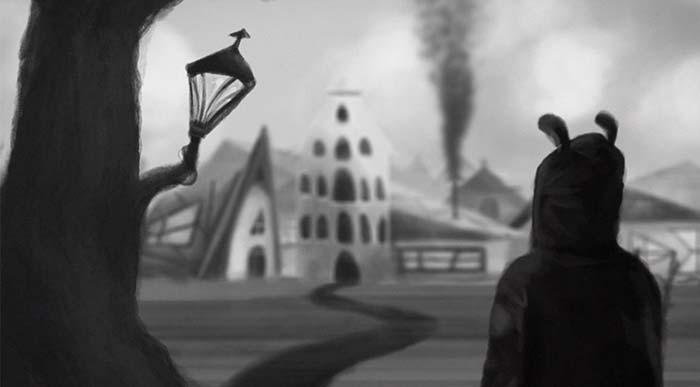 Animación, Sidetracker de Santiago Pérez