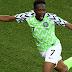 Nigeria Tundukkan Islandia, Argentina Punya Peluang Lolos
