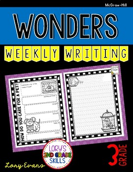 Wonders Writing for 4th