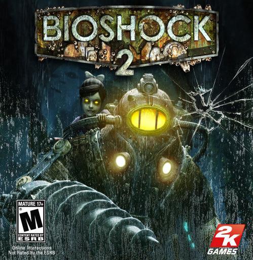 Bioshock 2 boxart - Bioshock 2 PC