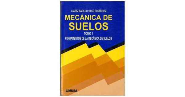 Mecánica de Suelos - Juárez Badillo - Tomo 1