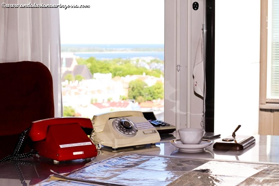 Viru-hotelli_KGB-museo_Tallinna_Andalusian auringossa_ruokablogi_matkablogi_14