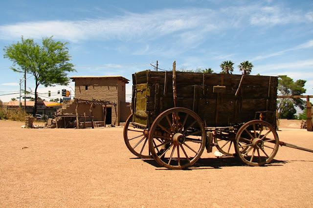 Dicas de Las Vegas: Old Las Vegas Mormon Fort State Historic Park