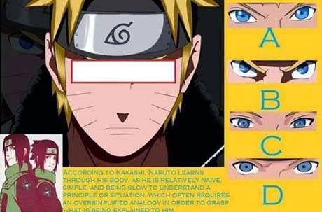 Kuis Tebak Gambar Naruto