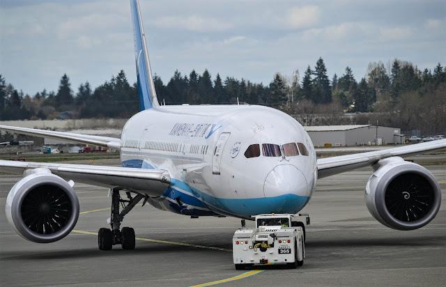 boeing 787-8 xiamen airlines