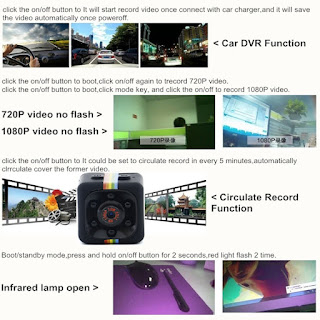 mini spia microcamera sq11